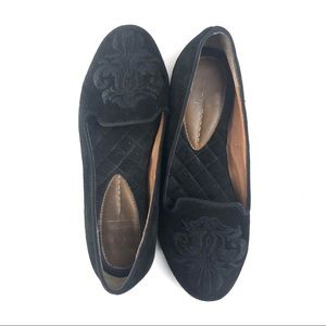 dv Dolce Vita Embroidered Loafers Size 8.5